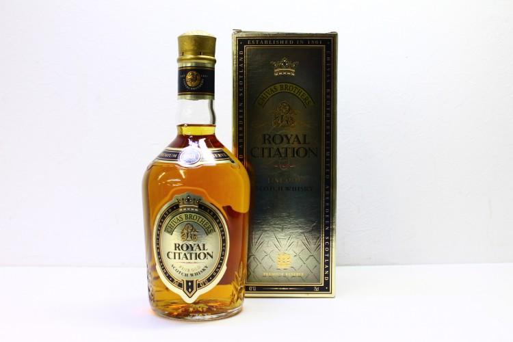 CHIVAS BROTHERS ROYAL CITATION シーバスブラザーズ